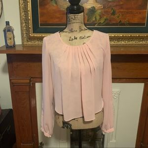 Blush BCBG Silk Crop